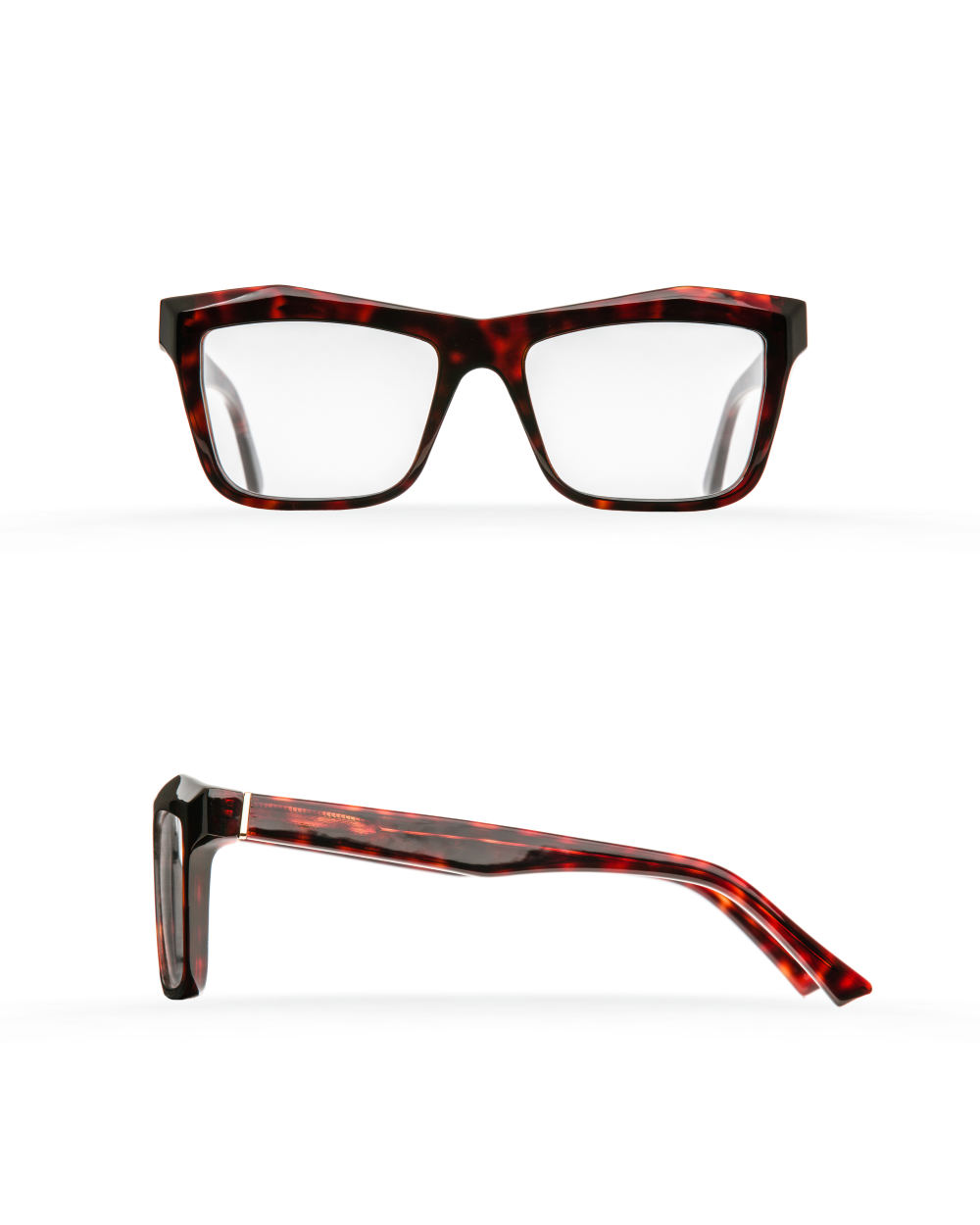 Fakfarer Model 1. Optic. Dark Cherry Havana