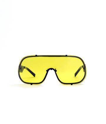 BlitZ Solar Shield Sunglasses. Yellow