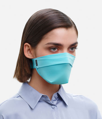 The Vega. Ear Strap-Free High-End Protective Antibacterial (ATB-UV+) Face Mask. Mint