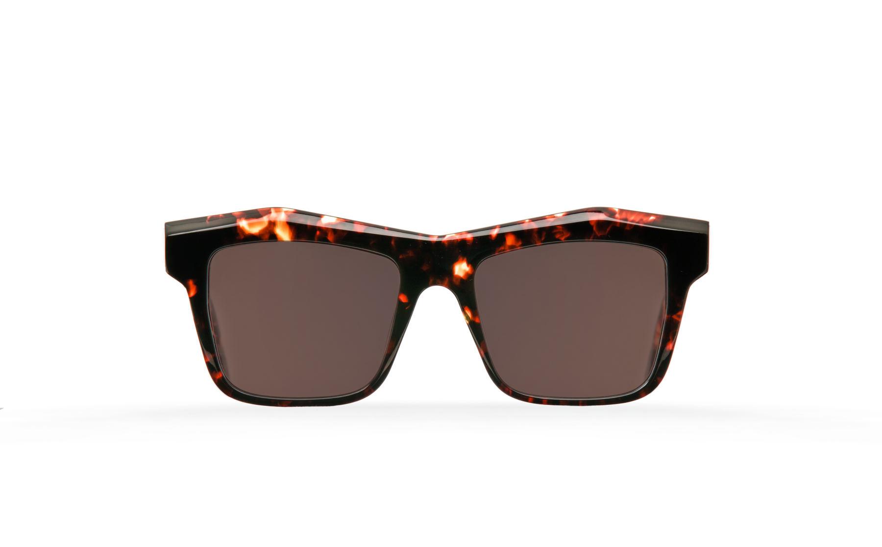 FAKBYFAK  Fakfarer Model 2. Sun. Burning Sycamore Havana Code: FBF-19-02-14