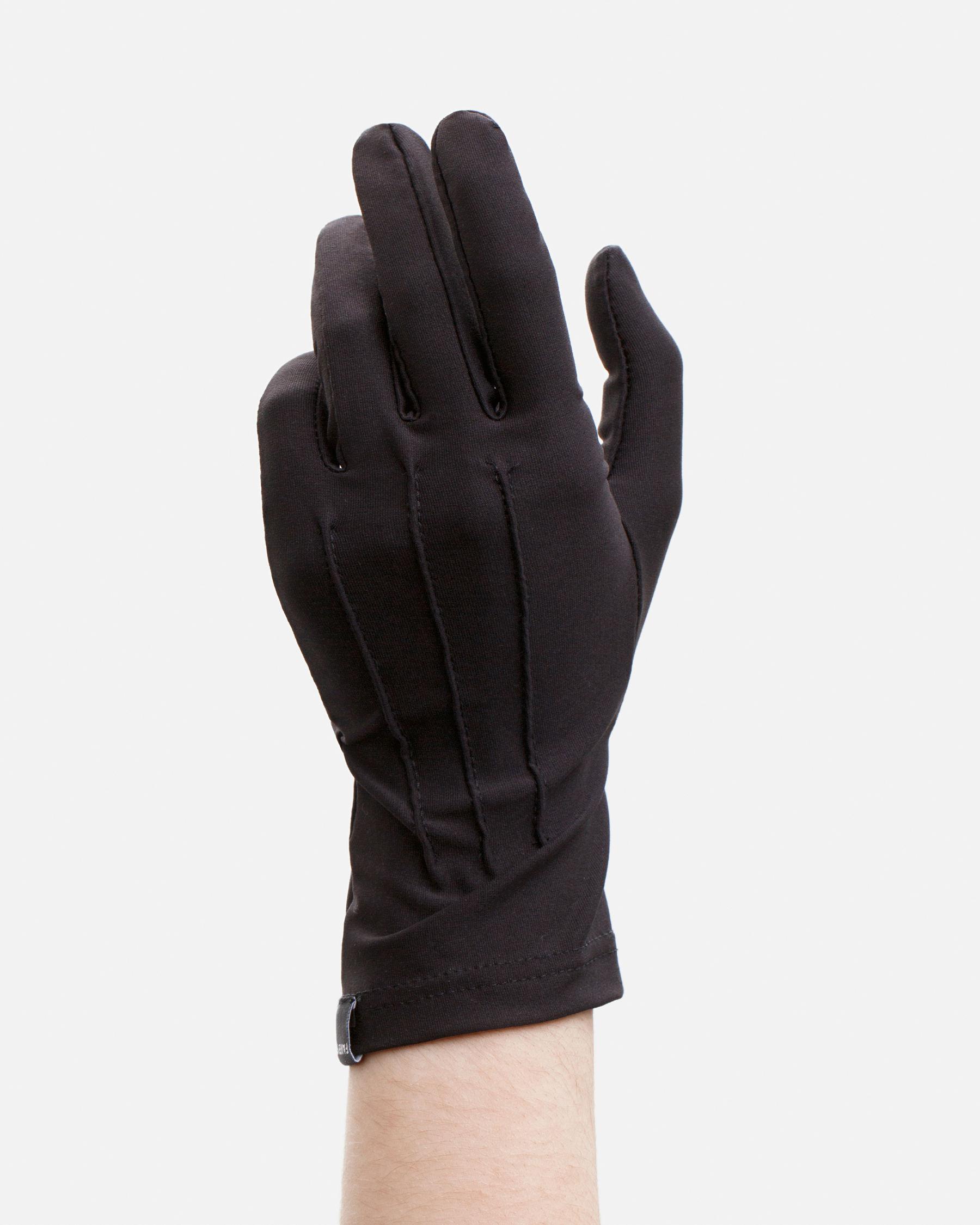 FAKBYFAK  The Vega. Fine Protective Antibacterial (ATB-UV+) Unisex Gloves. Black Code: FBF-41101-01