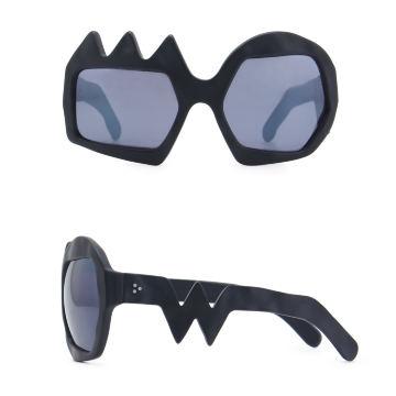 Lightning Sunglasses. Black