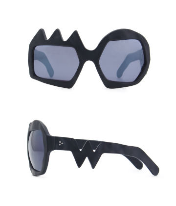 Lightning Sunglasses. Black