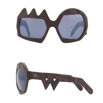 Lightning Sunglasses. Brown