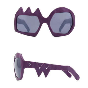 Lightning Sunglasses. Purple