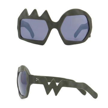 Lightning Sunglasses. Military Green