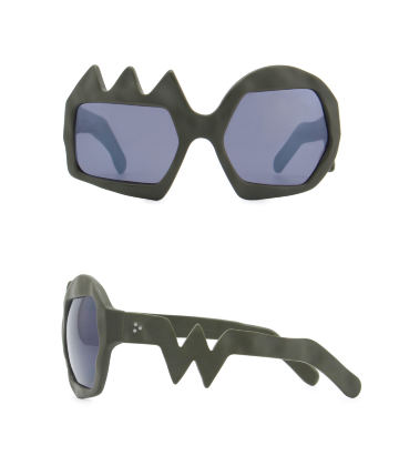 Lightning Sunglasses. Military Green