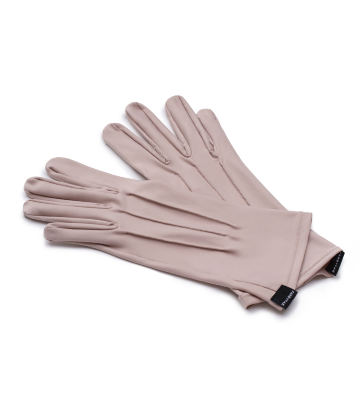 The Vega. Fine Protective Antibacterial (ATB-UV+) Unisex Gloves. Beige