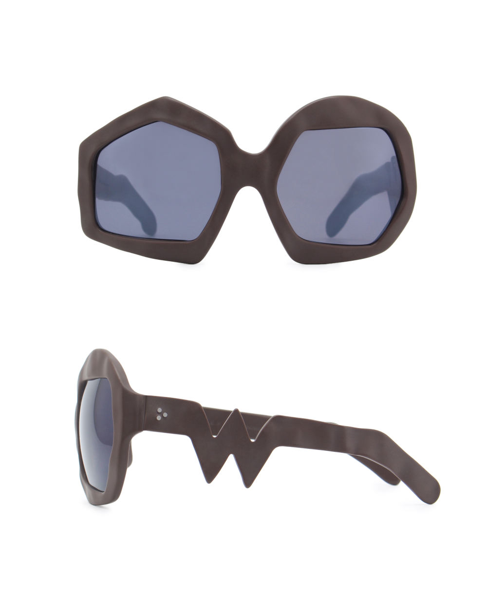 Thunder Sunglasses. Brown