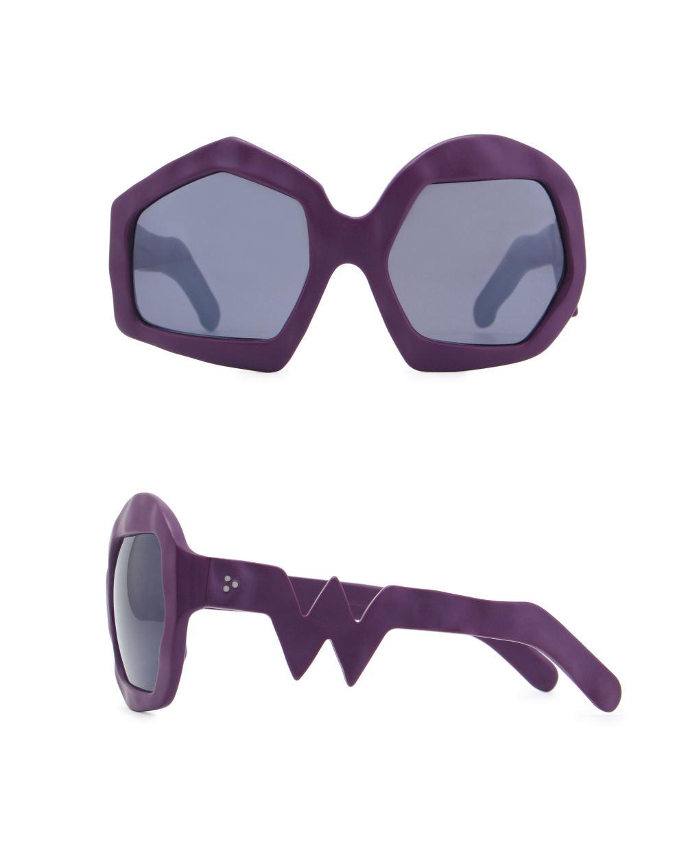 Thunder Sunglasses. Purple