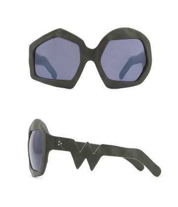 Thunder Sunglasses. Military Green