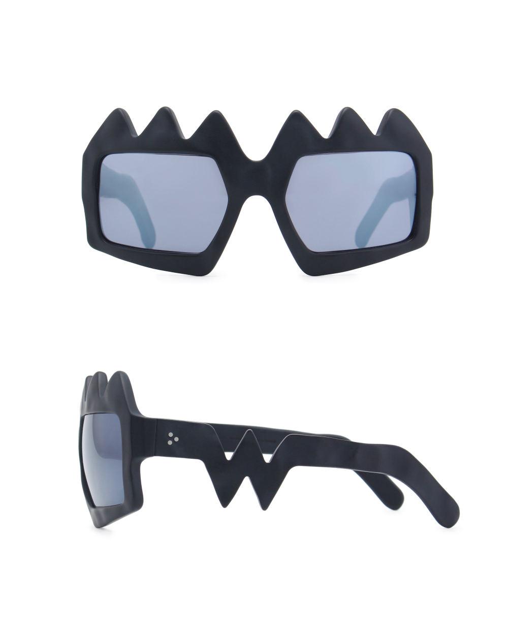 Bliksem Sunglasses. Black