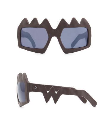 Bliksem Sunglasses. Brown