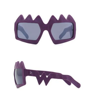 Bliksem Sunglasses. Purple