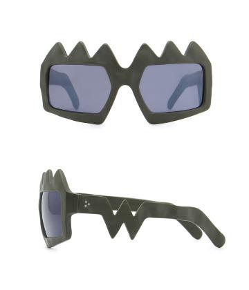Bliksem Sunglasses. Military Green