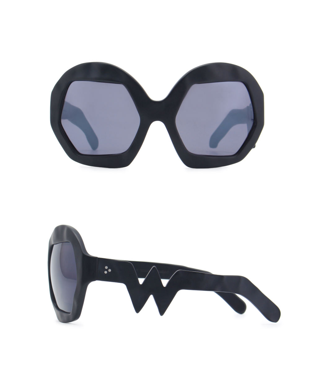 Donder Sunglasses. Black