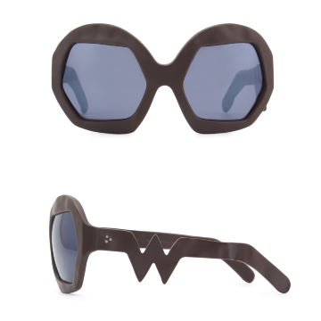 Donder Sunglasses. Brown