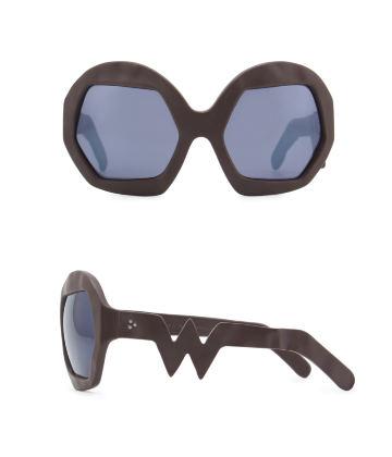 Donder Sunglasses. Brown