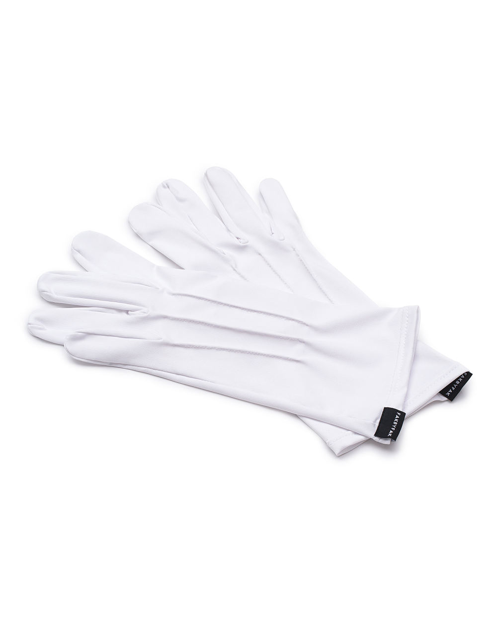 The Vega. Fine Protective Antibacterial (ATB-UV+) Unisex Gloves. White