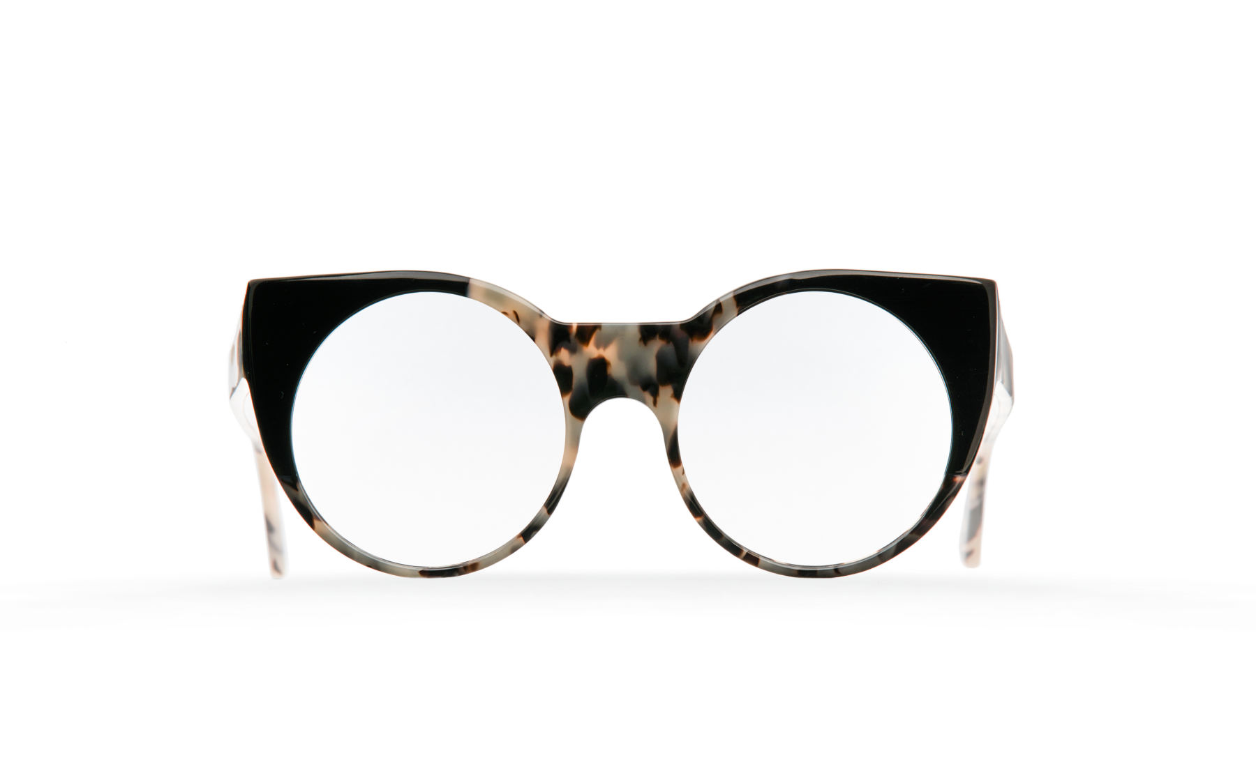 FAKBYFAK  Orphium Model 1. Optic. Black Smoke Havana Code: 18/01/02