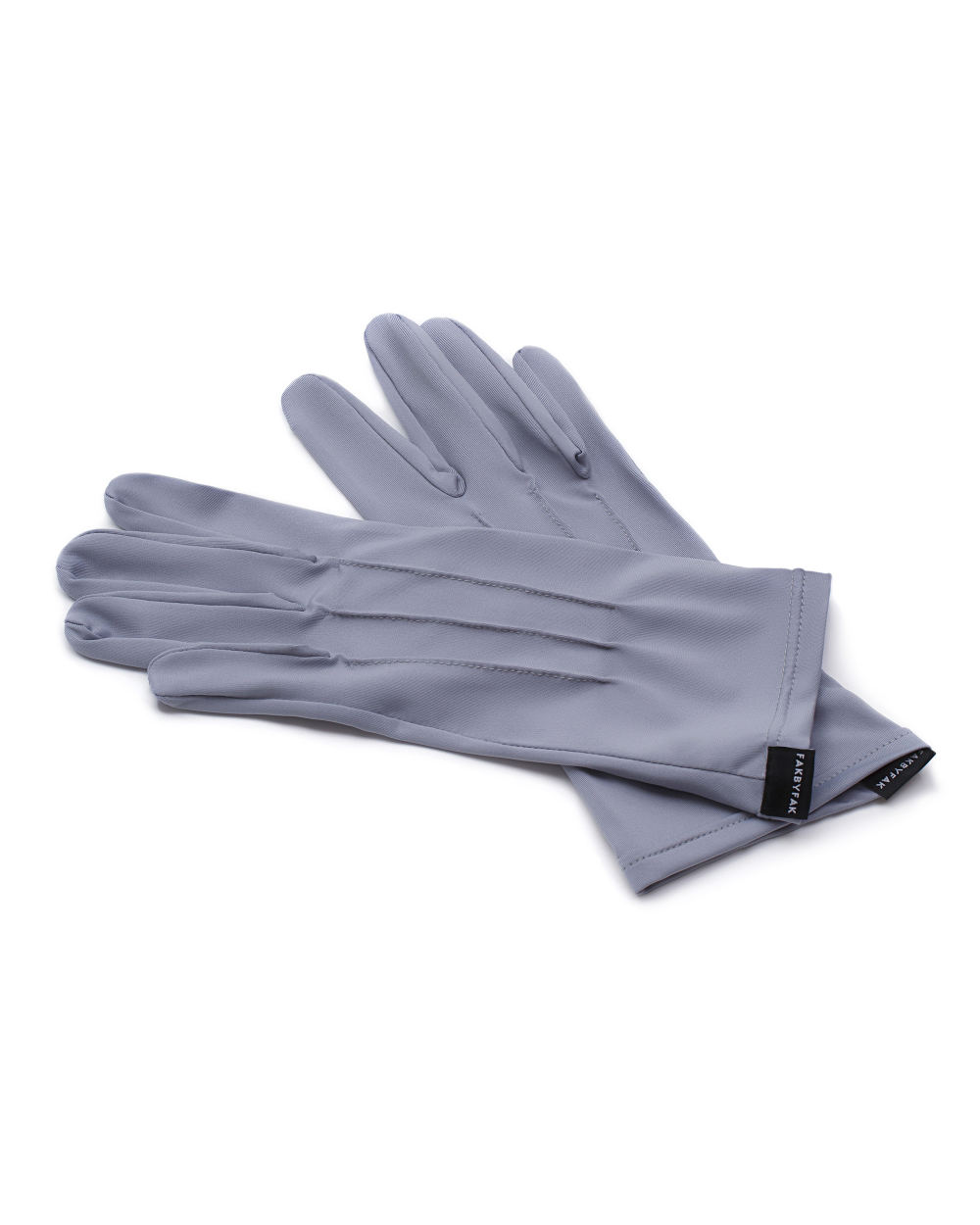 The Vega. Fine Protective Antibacterial (ATB-UV+) Unisex Gloves. Grey